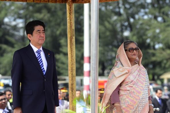 BANGLADESH-JAPAN-DIPLOMACY