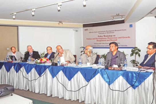 バングラデシュは貧弱な関連機関にも関わらず安定成長、とアナリスト