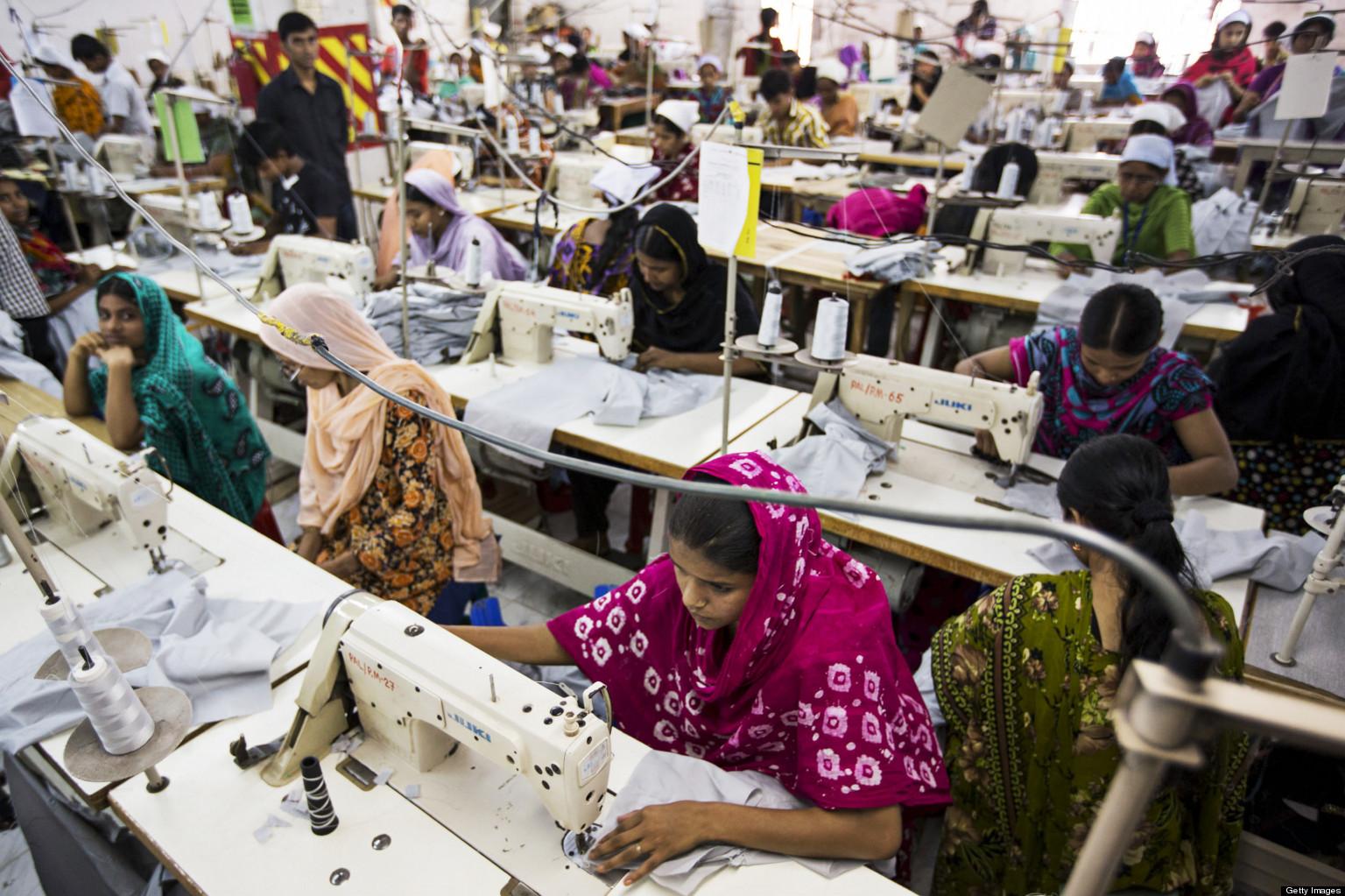 バングラデシュでの衣料品・アパレル製品製作のメリット&デメリット