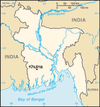 バングラデシュ・クルナ地区で10万人の納税登録者に達する