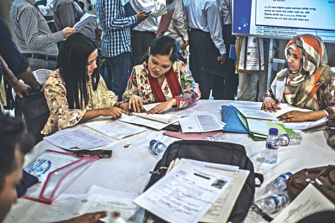バングラデシュで、高額納税者表彰者が決まる